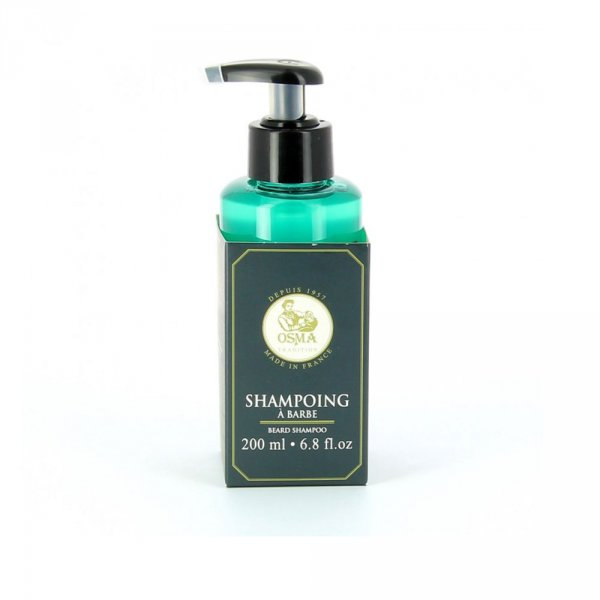 Shampoing pour barbe Osma Tradition