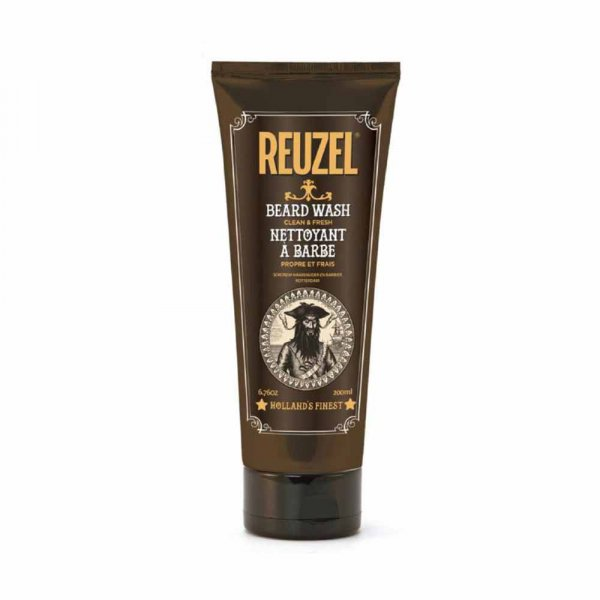 Shampoing pour barbe Reuzel