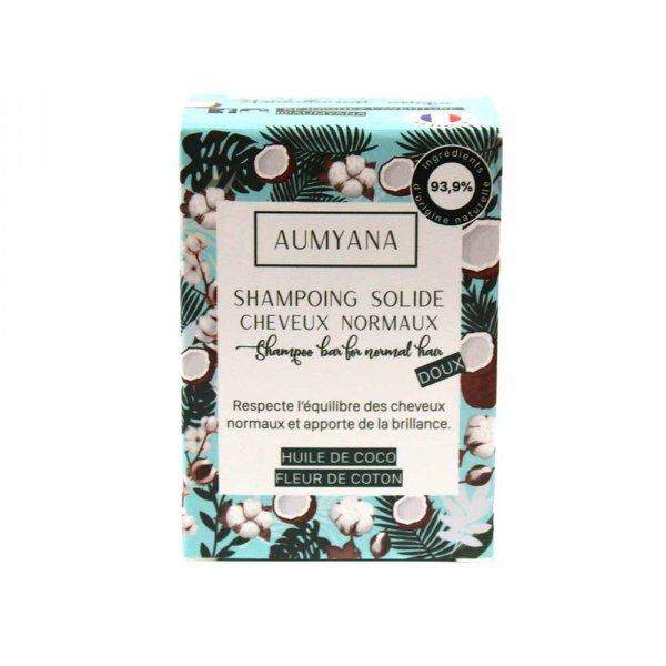 Shampoing solide Aumyana