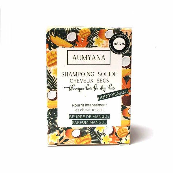 Shampoing solide Aumyana cheveux secs