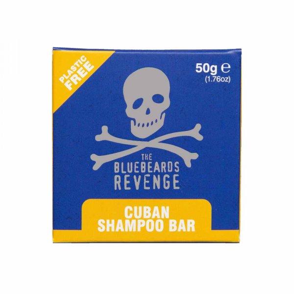 Shampoing solide Bluebeards Revenge Cuban