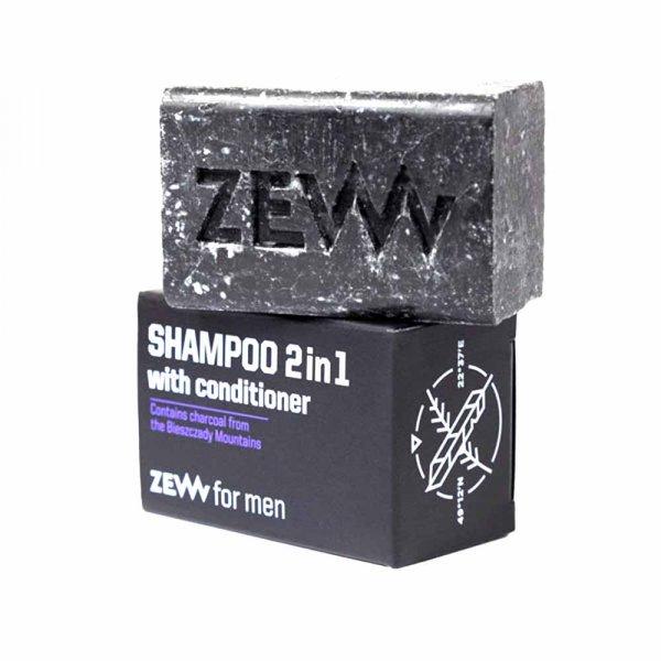 Shampoing solide soin 2en1 Zew for Men