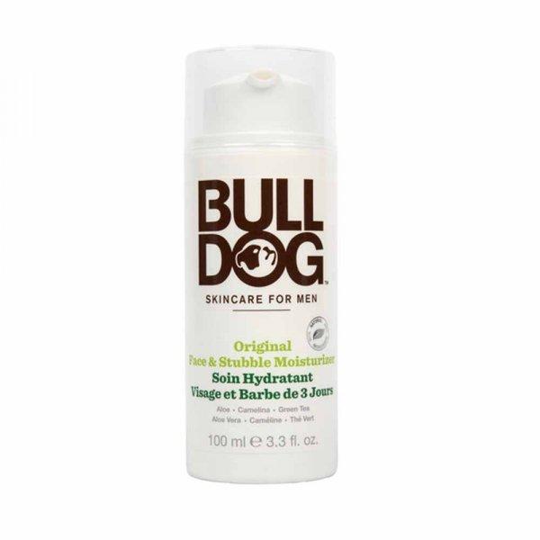 Soin Hydratant Visage et Barbe Bulldog Original