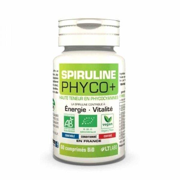 Spiruline bio Phyco en comprimé