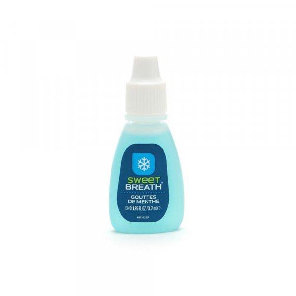 Spray haleine fraîche en gouttes