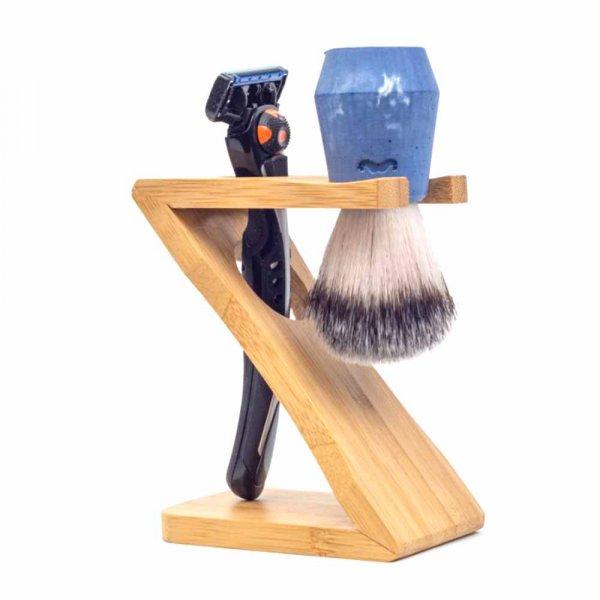Support blaireau et rasoir Big Moustache