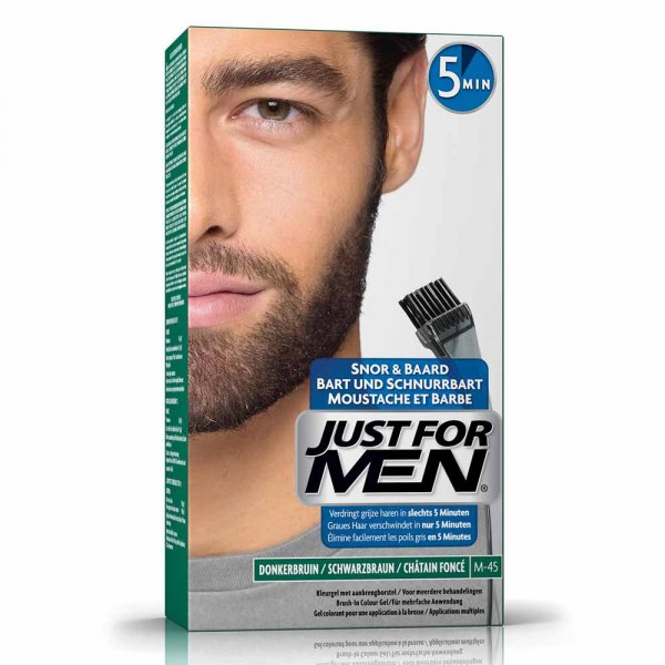 Teinture Barbe Just For Men Finesse