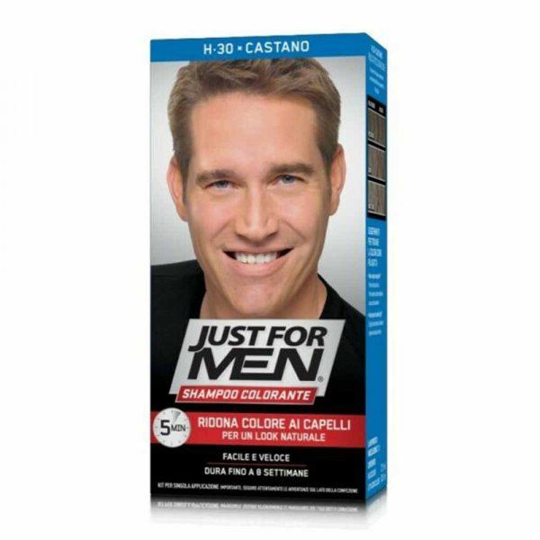 Teinture cheveux homme Just for Men JFH30