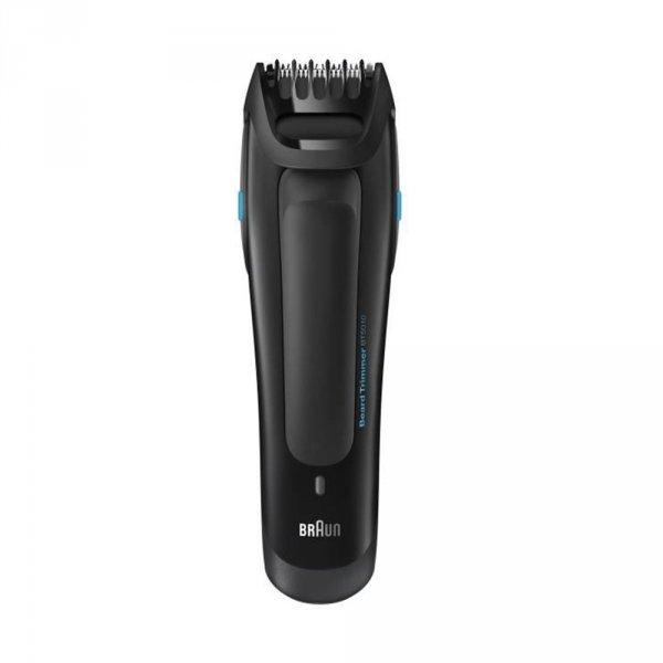 Tondeuse barbe Braun Black Edition