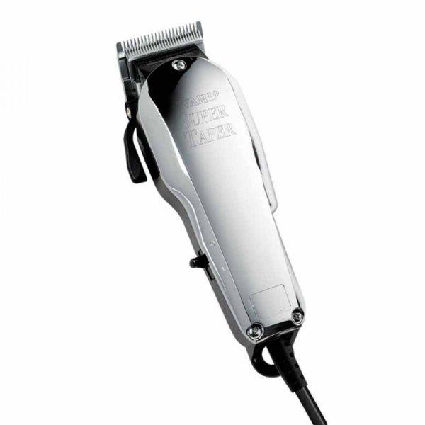 Tondeuse cheveux Wahl Super Taper chromée