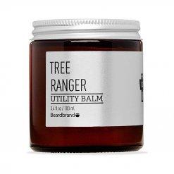 Baume barbe Beardbrand Tree Ranger Nourrissant