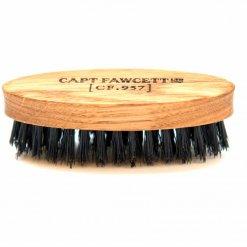 Brosse à barbe Captain Fawcett spéciale moustache