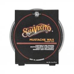 Cire à moustache Suavecito Whiskey Bar