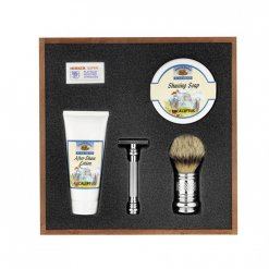 Coffret rasage homme Merkur Solingen Traditionnel