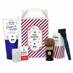 Coffret rasage homme Monsieur Barbier Old School