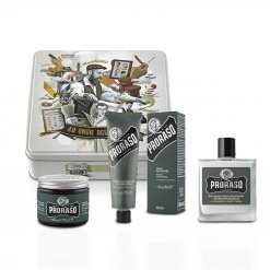 Coffret rasage Proraso Single Blade Cypress and Vetiver