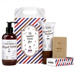 Coffret soin visage homme Monsieur Barbier Happy Face