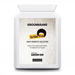 Comprimés pousse et croissance cheveux Groomarang