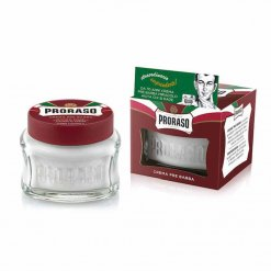 Crème avant rasage Proraso Rouge