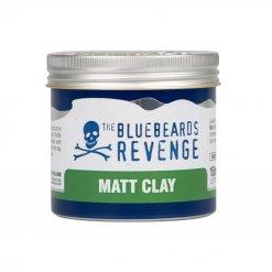 Creme coiffante Clay Pomade Bluebeards Revenge Argile