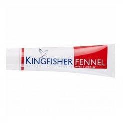 Dentifrice naturel Kingfisher avec fluor