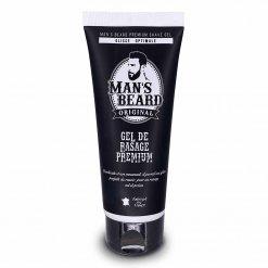 Gel de rasage Man's Beard Premium