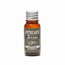 Huile à barbe Apothecary 87