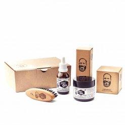 Kit entretien barbe Beyer's Oil Taille Standard