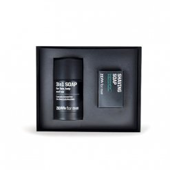 Kit entretien barbe ZEW For Men special vacances