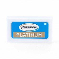 Lames de rasoir Personna Platinium x10