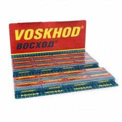 Lames de rasoir Voskhod Teflon par 100