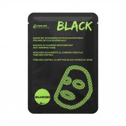 Masque charbon noir purifiant anti-imperfections