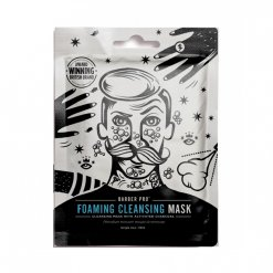Masque visage homme Barber Pro nettoyant et moussant