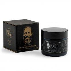 Pommade cheveux et barbe Beyer's Oil