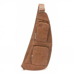 Sacoche homme Arthur & Aston Destroy Body Bag