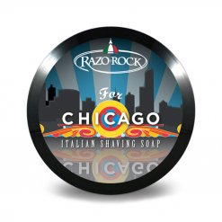 Savon à barbe Razorock Chicago