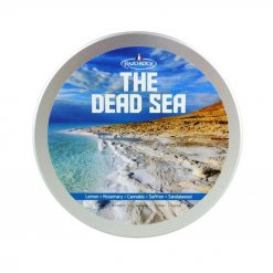 Savon à barbe Razorock The Dead Sea avec sel de la Mer Morte