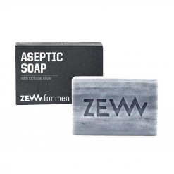 Savon aseptique corps, visage et mains Zew For Men