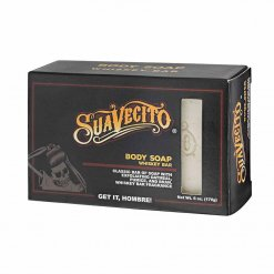 Savon solide Suavecito Body Soap Whiskey Bar