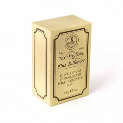 Savon solide Taylor of Old Bond Street Sandalwood