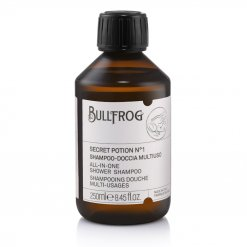 Shampoing 2en1 homme Bullfrog Secret Potion 1