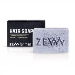 Shampoing homme ZEW For Men en savon
