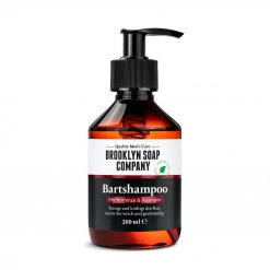 Shampoing pour barbe Brooklyn Soap