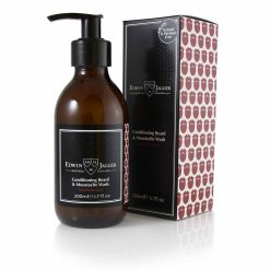Shampoing pour barbe Edwin Jagger rouge