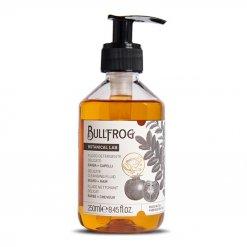 Shampoing pour barbe et cheveux Bullfrog Botanical Lab Doux