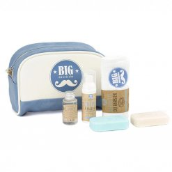 Trousse de toilette du grand voyageur Big Moustache