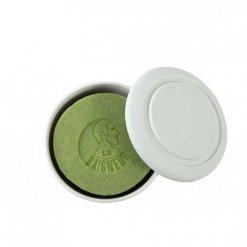 Savon à barbe Le Baigneur Calme Vert