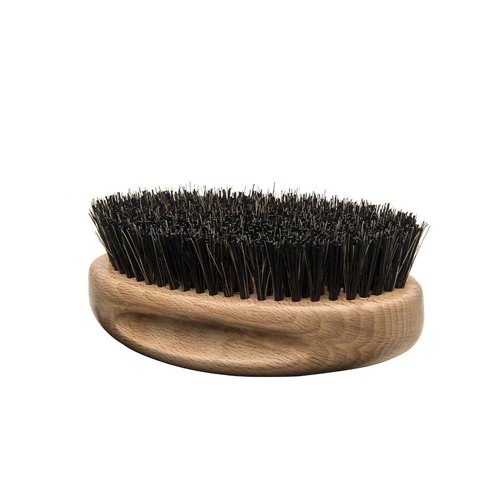 brosse a barbe focus en bois et poils de sanglier 00165. Black Bedroom Furniture Sets. Home Design Ideas