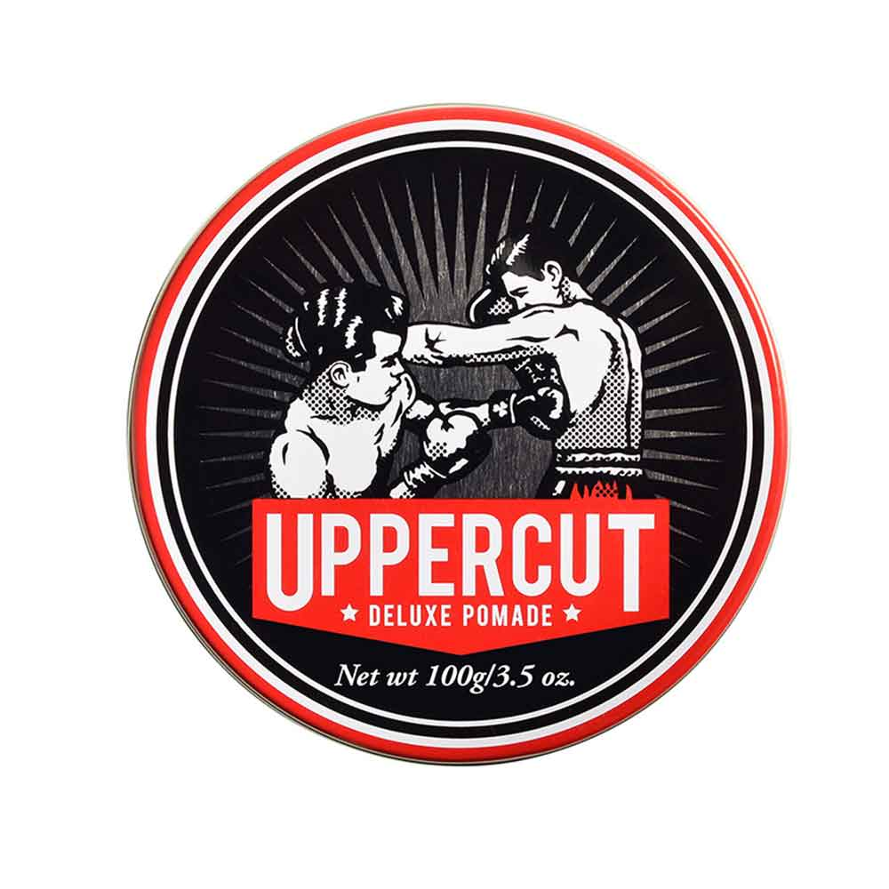 cire cheveux homme uppercut deluxe pomade 100g updp0012. Black Bedroom Furniture Sets. Home Design Ideas