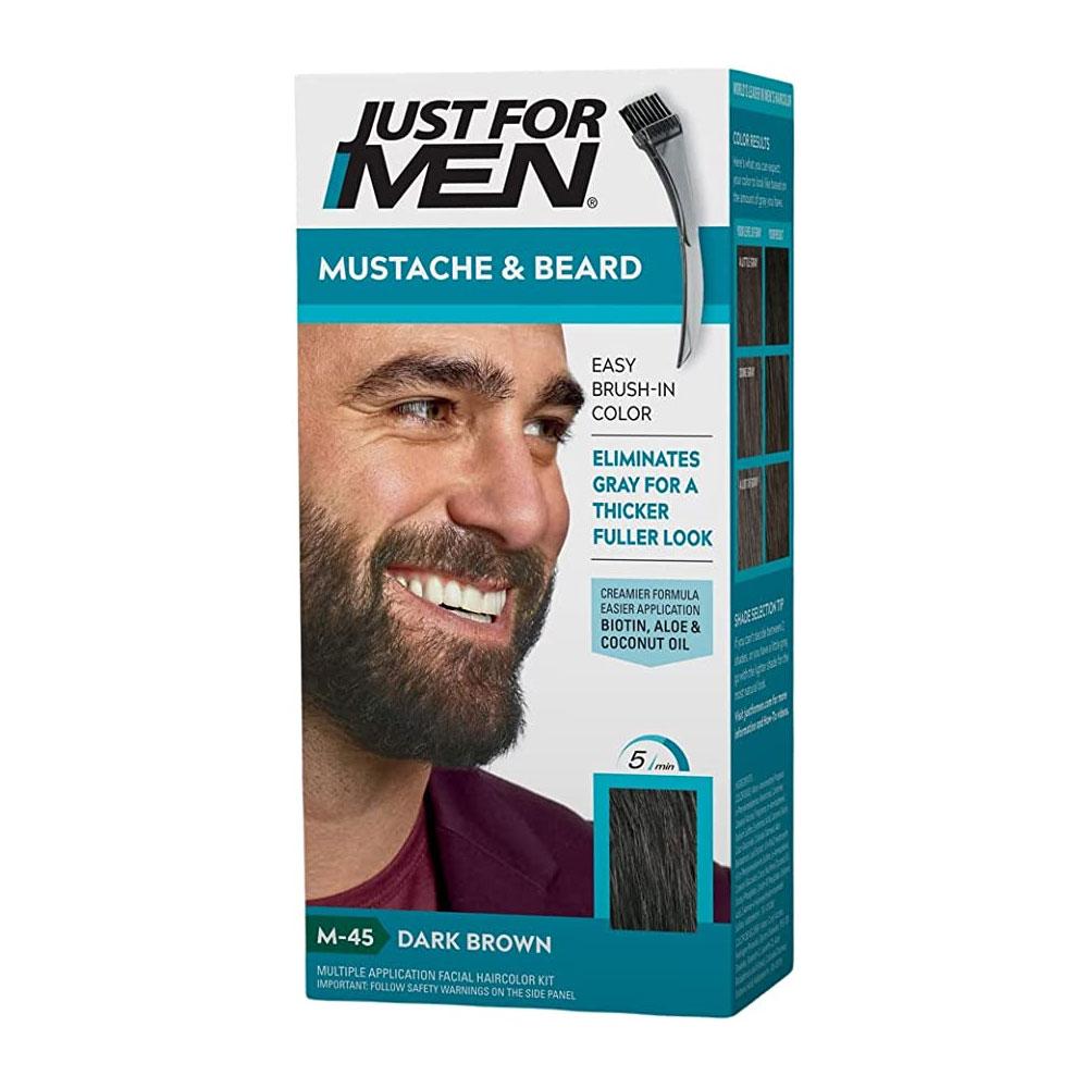 teinture barbe just for men finesse ch tain jfm45. Black Bedroom Furniture Sets. Home Design Ideas